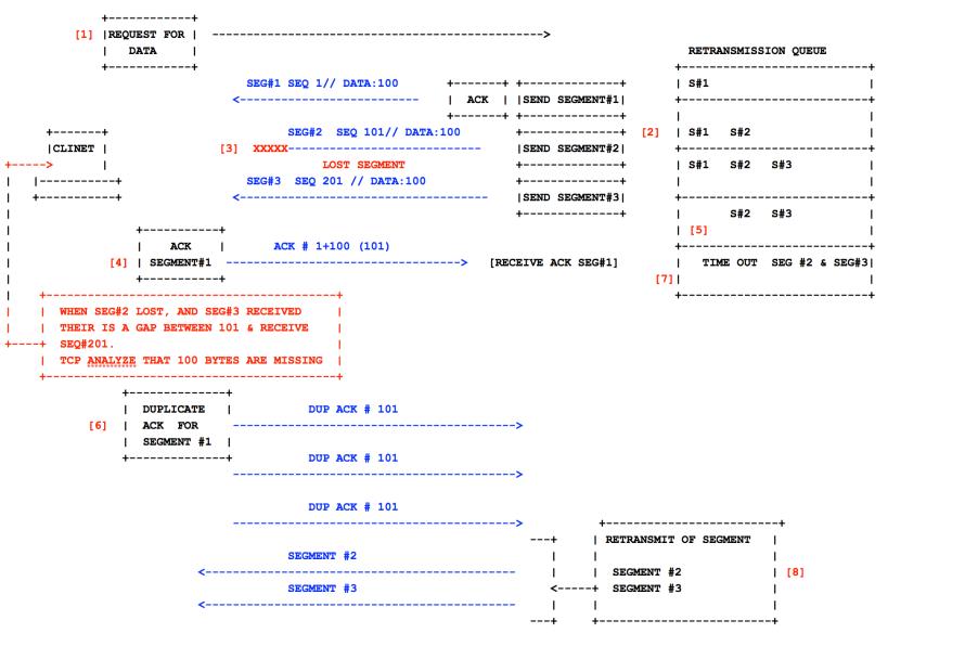 TCP Talk Series – III – Network Walk