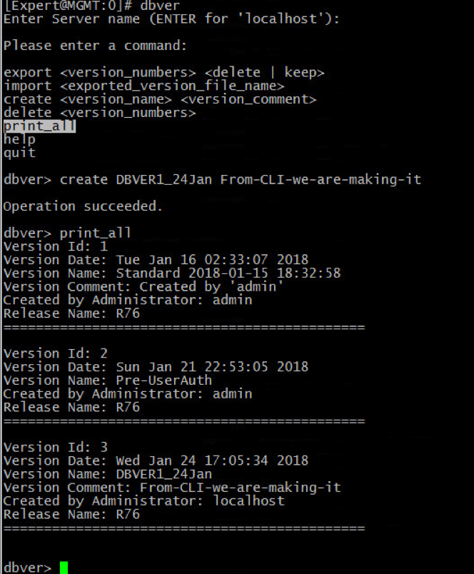Checkpoint – Command line Interface and IPSEC VPN – Part V – Network